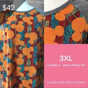 LuLaRoe Disney Randy 3XL
